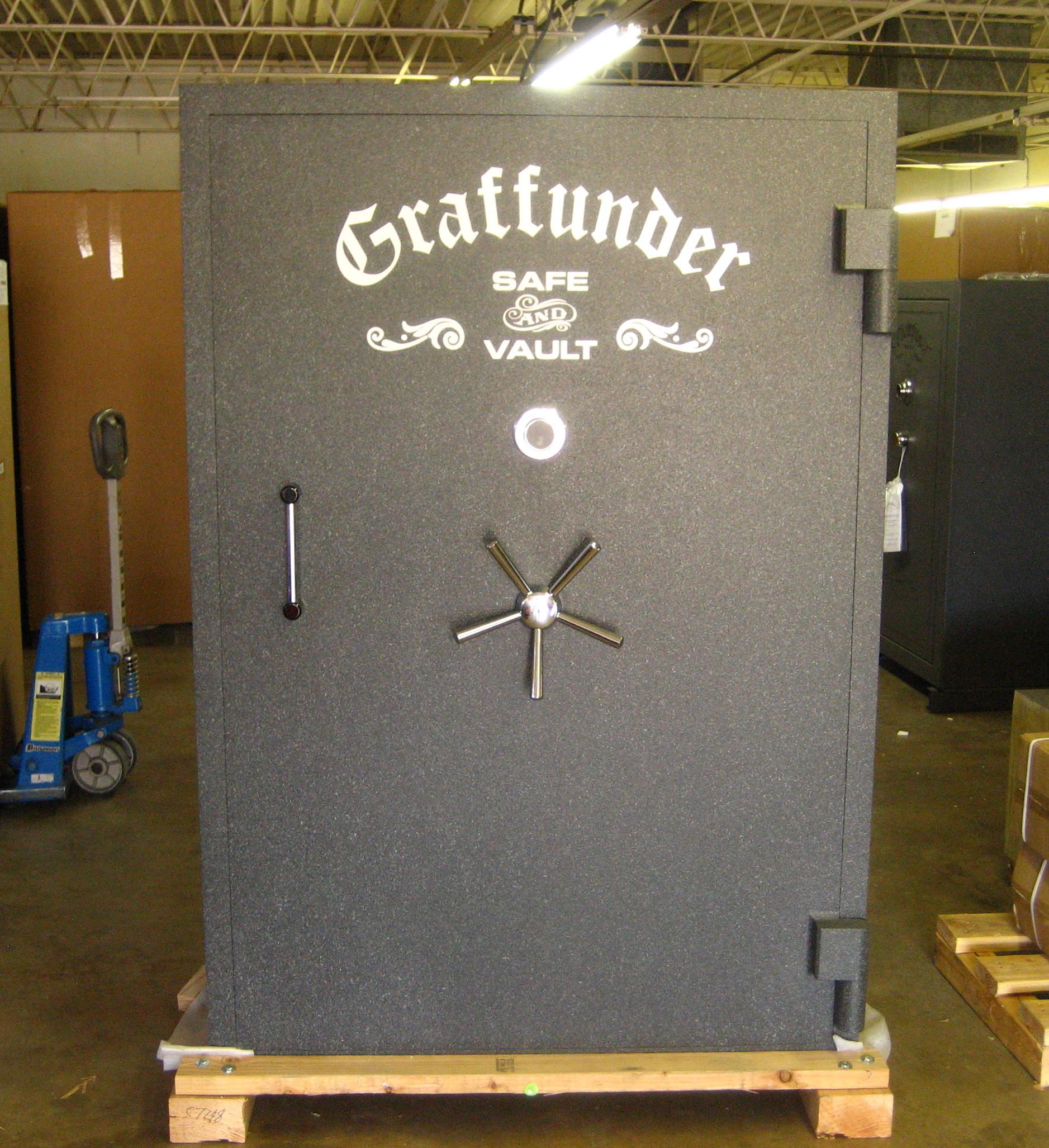 Graffunder Safes Dallas Ft Worth Texas